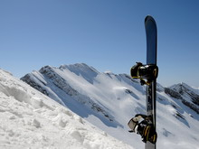 The Snowboard, The Subdural Hematoma, and The Secret of Life