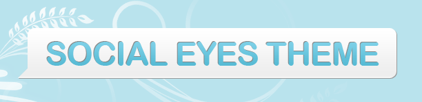image of the Social Eyes theme