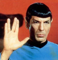 The Mr. Spock Guide to Effective Blogging