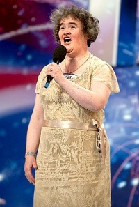 The Susan Boyle Guide to Being Loud and Proud