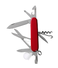 image of swiss army knife