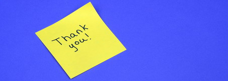 "A ""Thank You"" to all Copyblogger Readers"