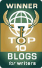 Top 10 Blogs for Writers 2007