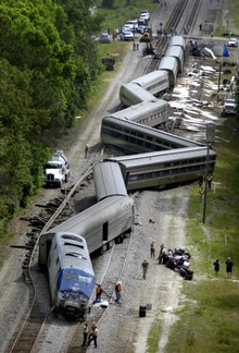 Train Wreck Blogging: Ain't Nothing To See Here Folks