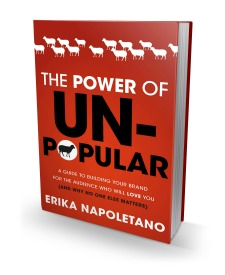 image of book cover for Unpopular