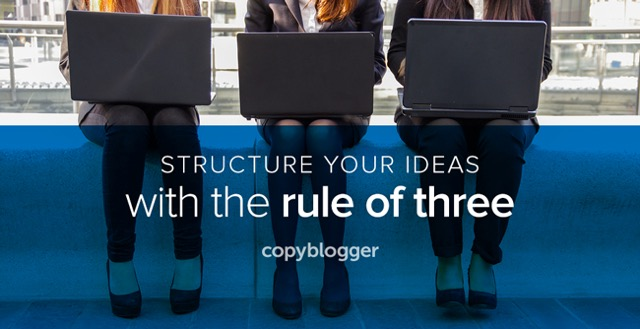 How to Use the 'Rule of Three' to Create Engaging Content
