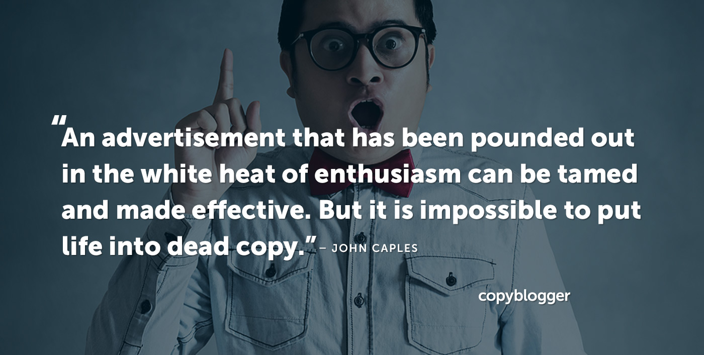 Unleash Your Inner Dork to Become a Better Copywriter