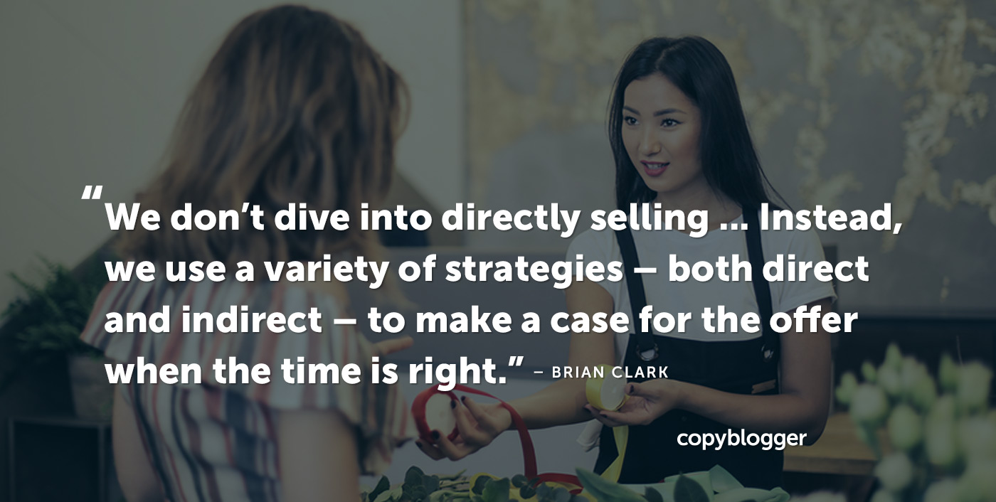 The 5 Types of Online Prospects, and How to Sell to Each of Them - Copyblogger