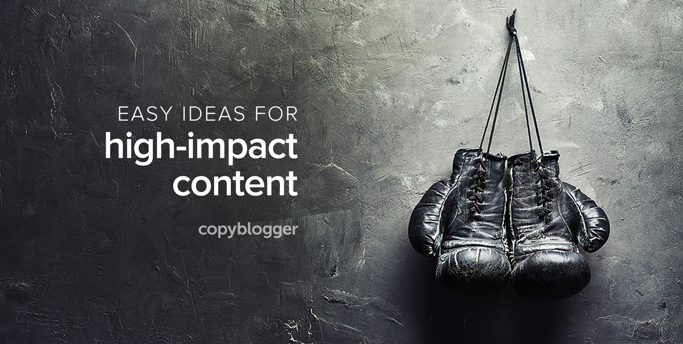 How to Write 16 Knockout Articles When You Only Have One Wimpy Idea