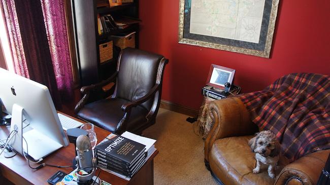 Image of Lee Odden desk