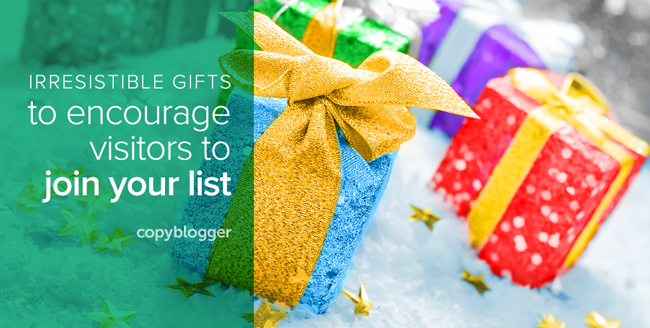 13 Tantalizing Incentives that Will Build Your Email List