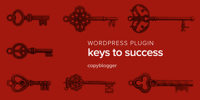 wordpress plugin keys to success