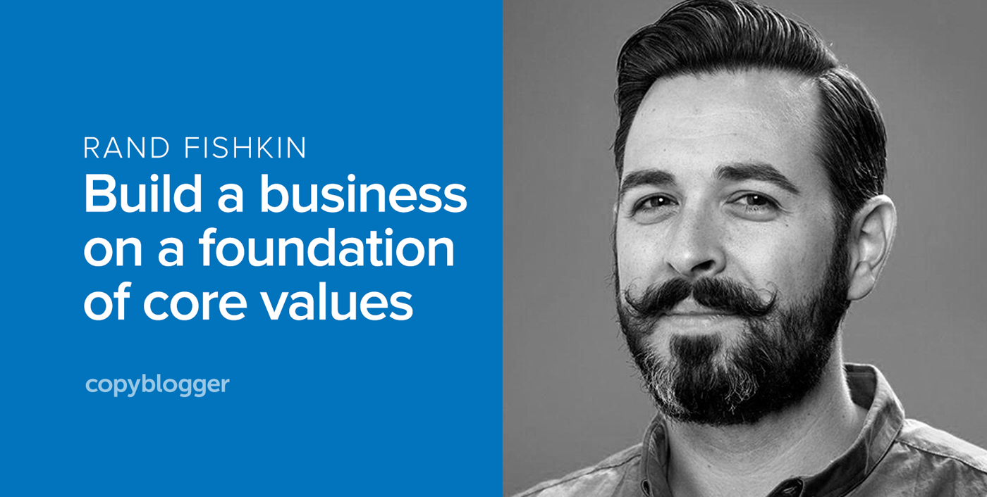 What It's Really Like to Start an Ultra-Successful Company: Meet Moz's Rand Fishkin