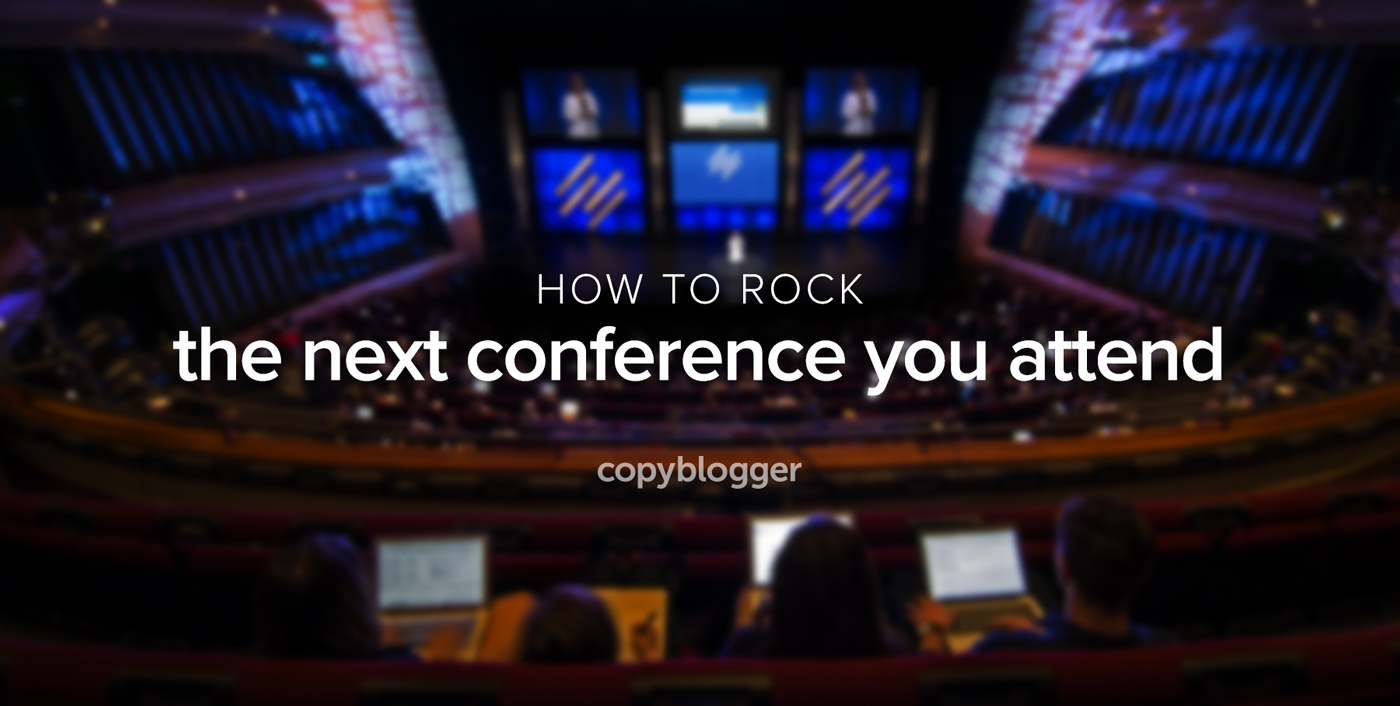 Use This Step-by-Step Guide to Feel Confident and Connected at a Conference