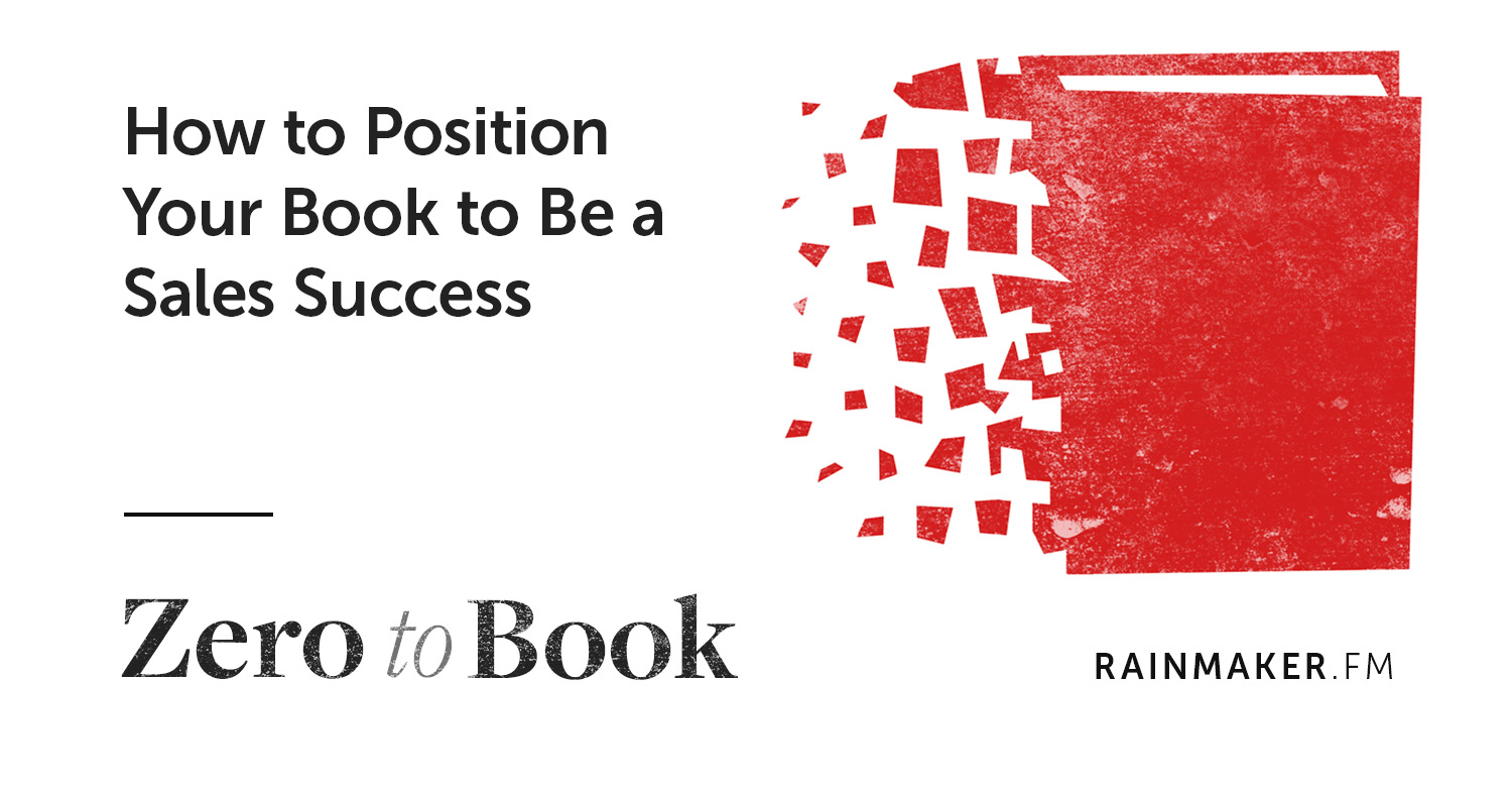 Pre-Launch Protocol: How to Position Your Book to Be a Sales Success