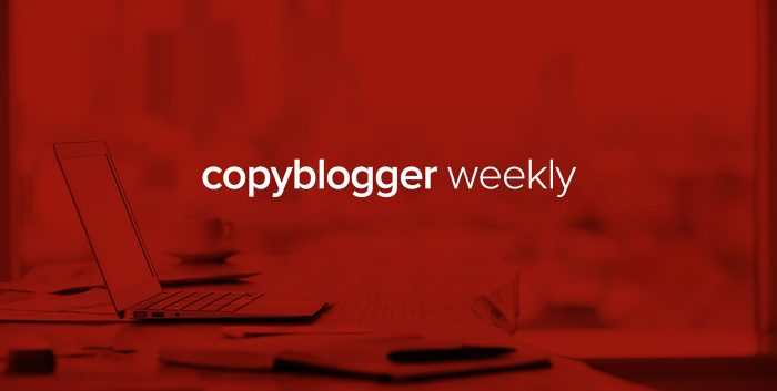 A Big Week at Copyblogger