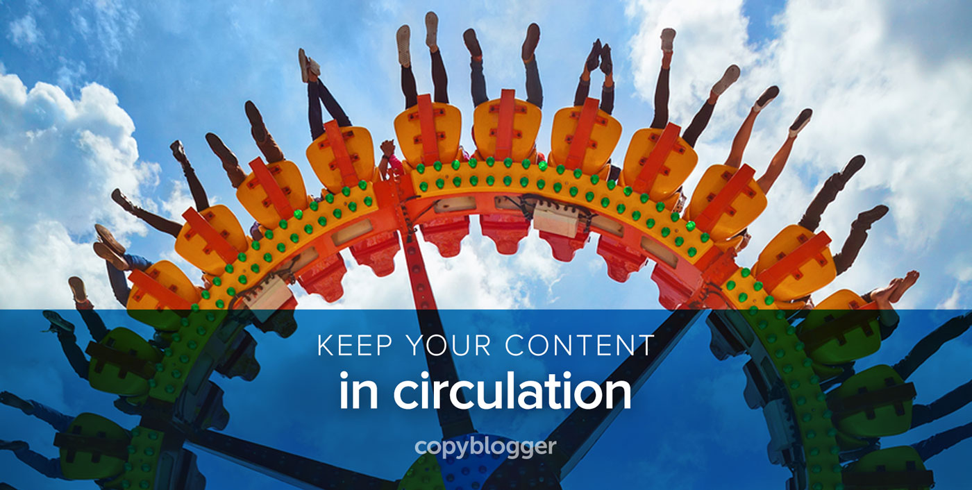 Feed the Content Monster with the Help of a Closed-Circle Content Loop