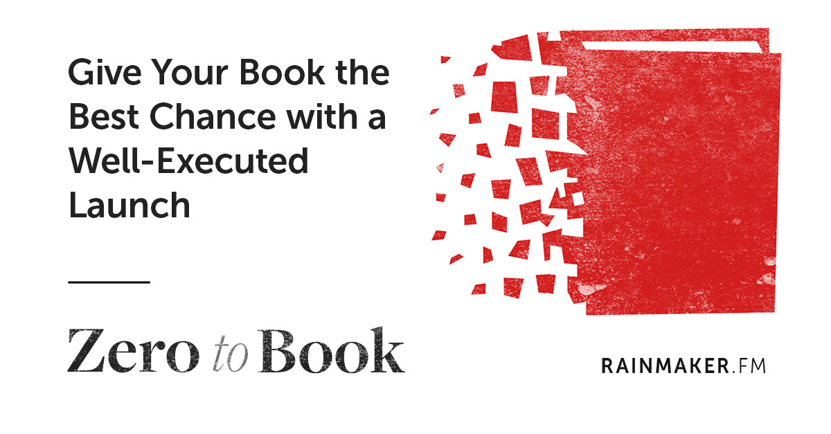 Give Your Book the Best Chance with a Well-Executed Launch