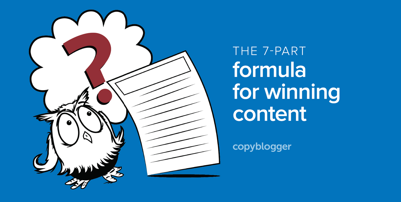 Master These 7 Essential Elements for Winning Content [Infographic]
