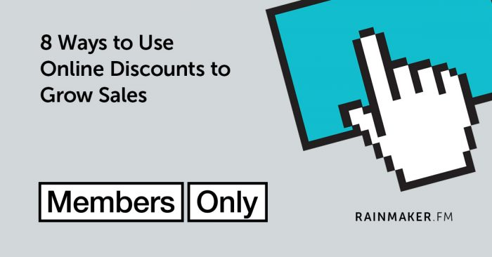 8 Ways to Use Online Discounts to Grow Sales