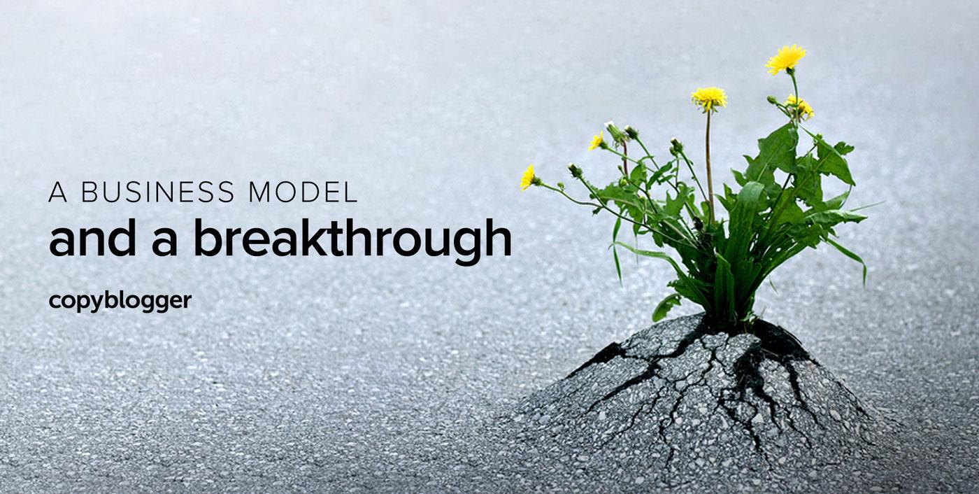 My Favorite Business Model for a Breakthrough Digital Business