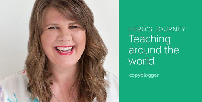 Hero's journey - teaching around the world