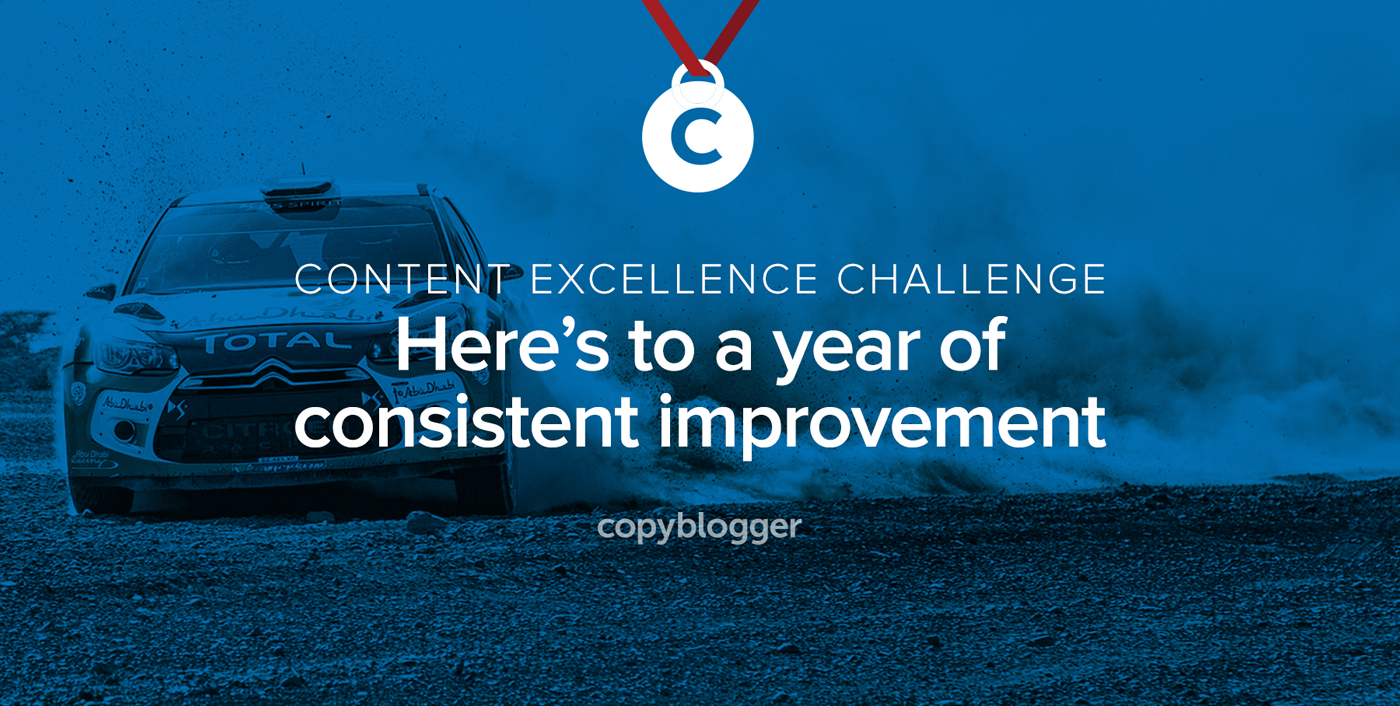 Start Your Engines: The 2017 Content Excellence Challenge Begins Now