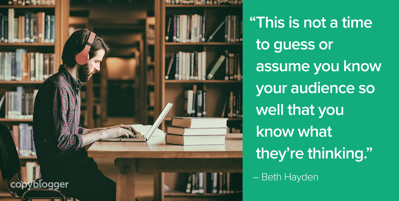 Keyword research guide from Copyblogger