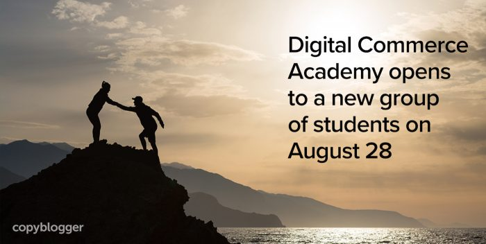 Digital Commerce Academy opens to a new group of students on August 28