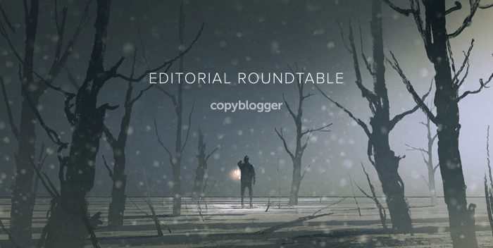editorial roundtable - writing fears