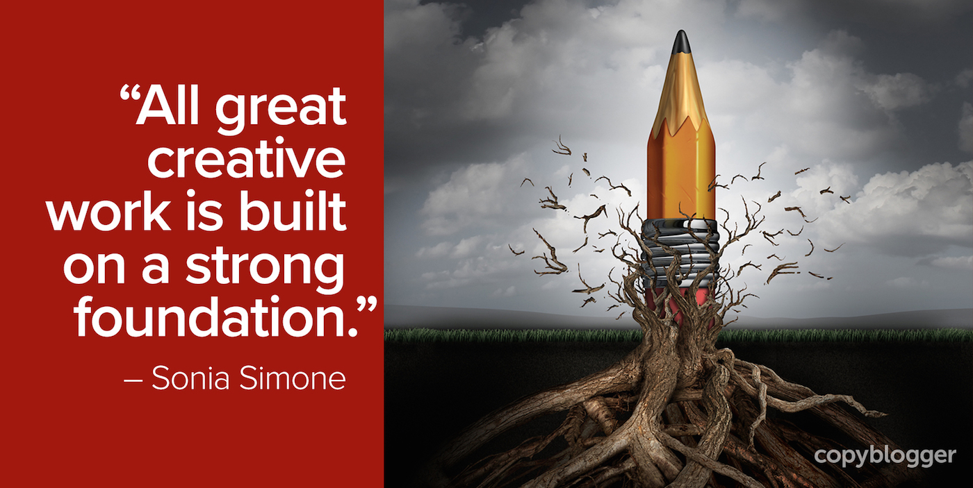 Build a Rock-Solid Content Foundation: A New Class from Copyblogger