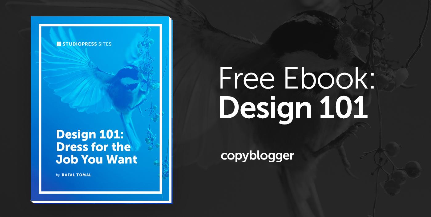 Transform Your Business Website Using Our Free 'Design 101' Ebook
