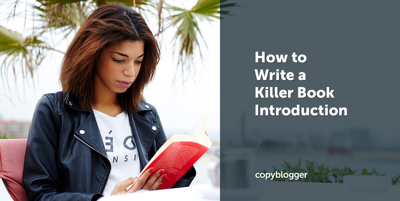 How to Write a Killer Book Introduction