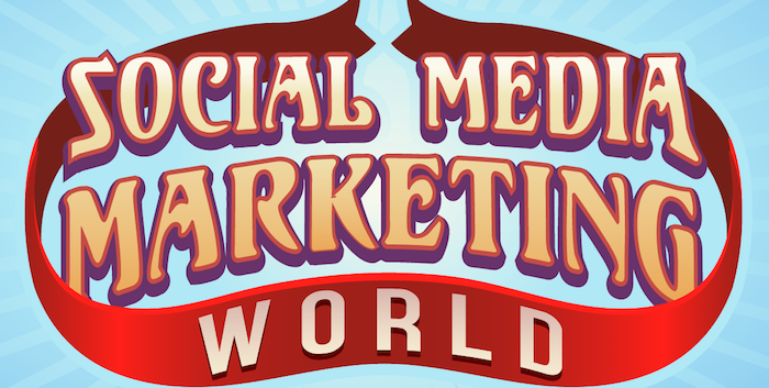 Going to Social Media Marketing World? Brian and Sonia Would Love to See You!