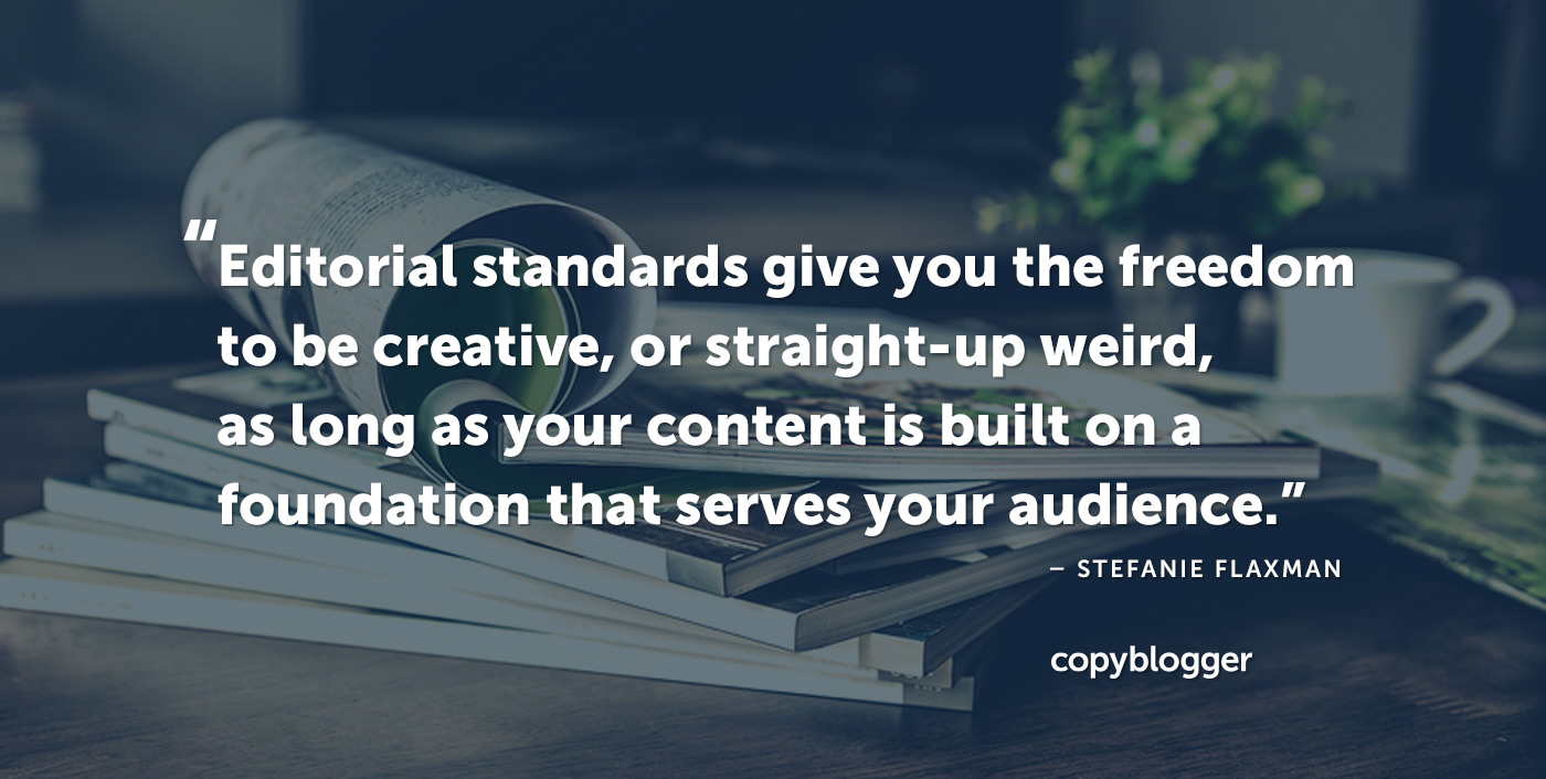 3 Fundamental Editorial Standards for Any Serious Publication