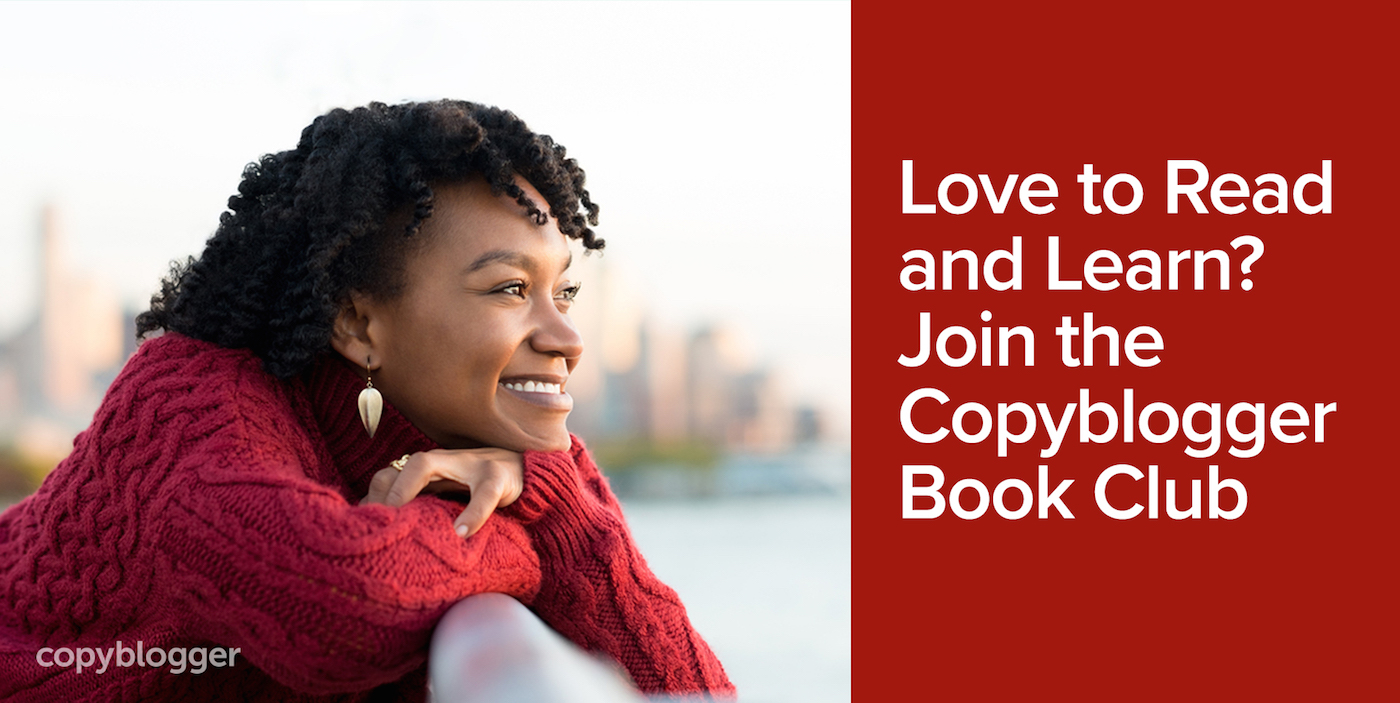 Sharpen Your Habits in November with the Copyblogger Book Club