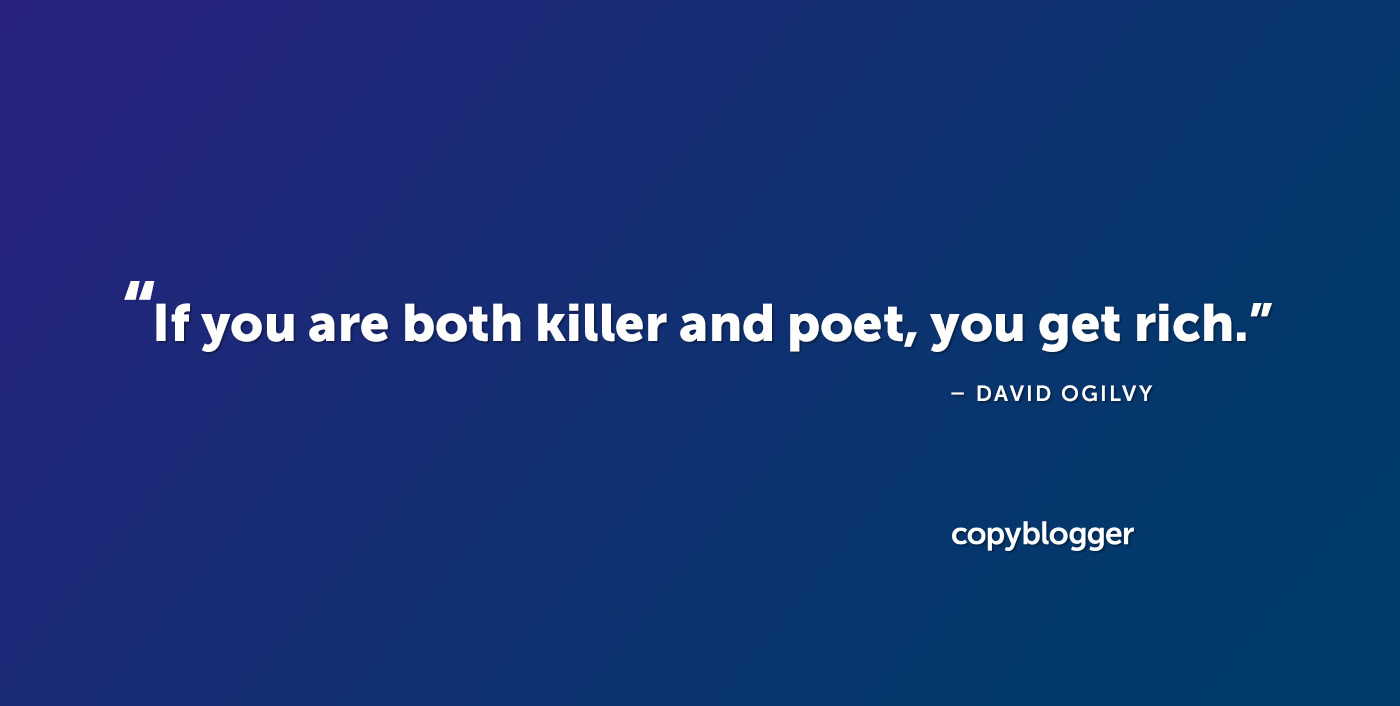 Free Report: The Killer and the Poet