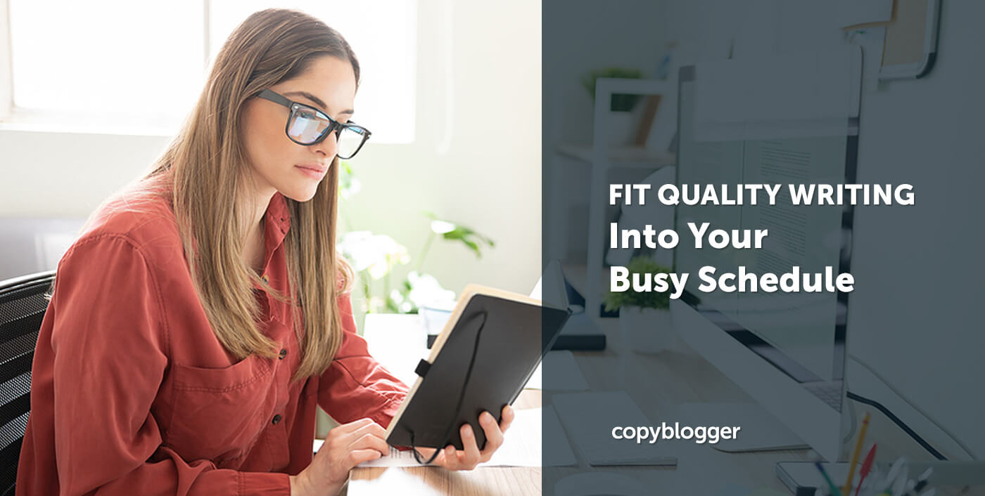 A 'Lazy' Content Creation System that Fits Quality Writing into Your Busy Schedule